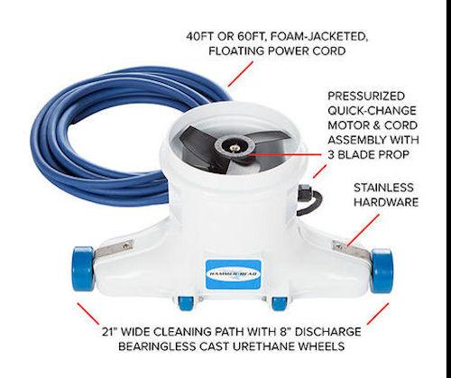 Seasons Pool - Pool Cleaner Vacuum - Professional Pro Pool ... on