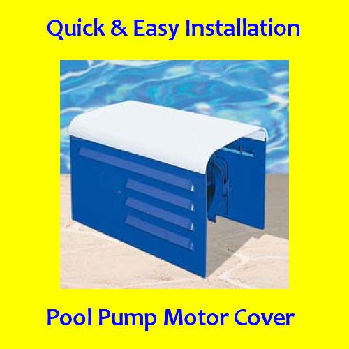 Seasons Pool Pool Pump Parts Pool Pump Motor Cover